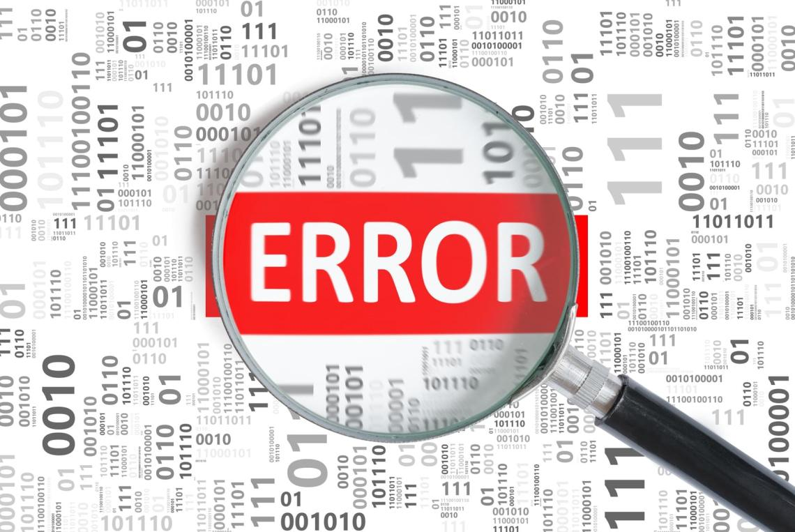 chances of Technical Issues and Errors